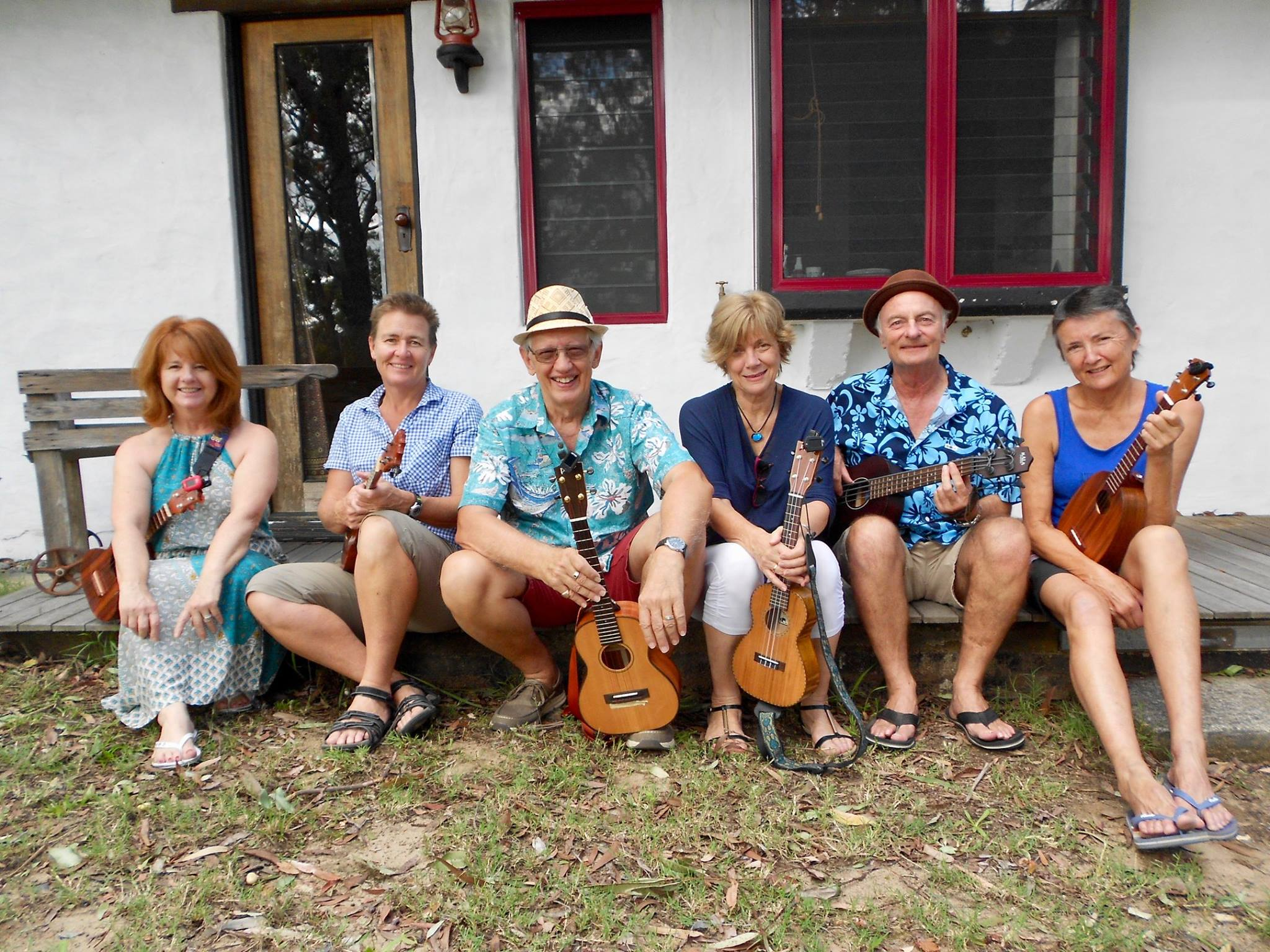 ukulele band, uke player, sunshine coast ukulele masters, sunshine coast ukulele festival