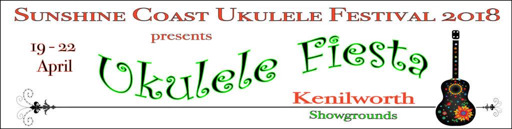 sunshine coast Ukulele fiesta, sunshine coast ukulele festival 2018